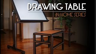 80/20 Inc: Xtreme DIY - Drawing Table https://youtu.be/DsQm3KN24VM 80/20 can be used anywhere! This Xtreme DIY video shows