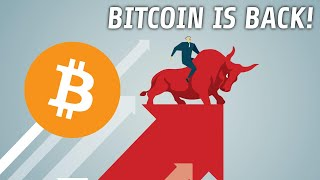 Bitcoin Soars To $40,000 | Are We Just Getting Started?