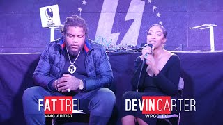 Fat Trel Sits Down with WPGC's D.Carter