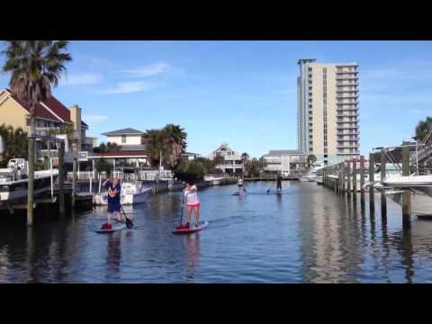 Pensacola Beach Paddleboard Lessons