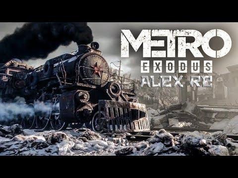 Metro: Exodus (PS4) - #15 - Пауки в темноте