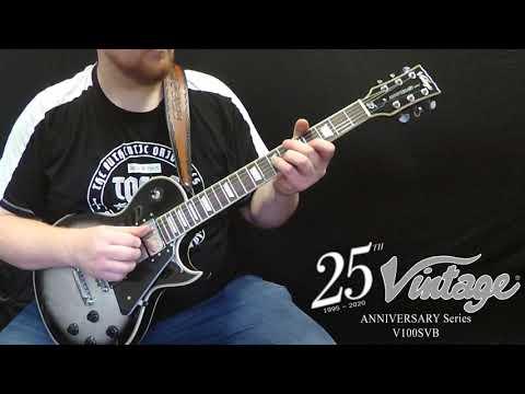 V100SVB Vintage 25th Anniversary Series Demo