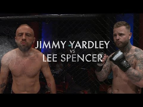 Jimmy Yardley v Lee Spencer - UCMMA60