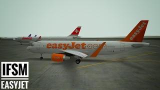 Infinite Flight EasyJet Airbus A320 - EHAM - EDDL