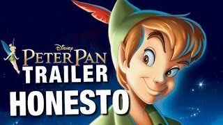 Trailer Honesto - Peter Pan - Legendado