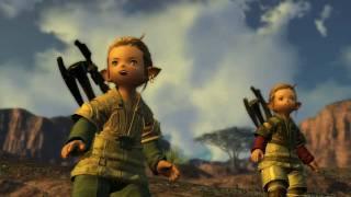 Final Fantasy XIV E3 2010 Trailer