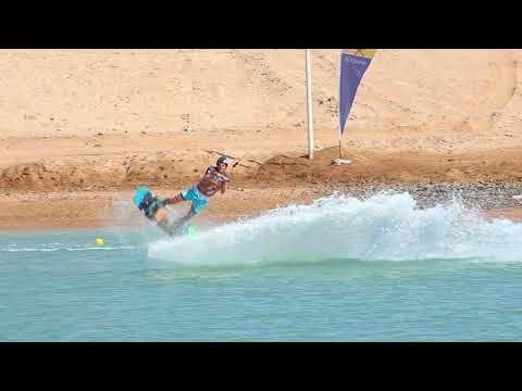 Ricardo de Tollis  - 2017 European  and African Cable  Wakeboard Championships Elgouna Egipt 2017