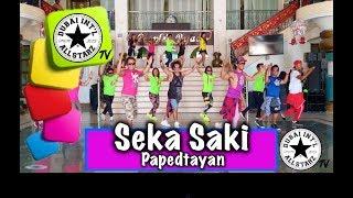Seka Saki | Papedtayan| Dance Fitness® | Glenn & Richard | Choreography | Dance