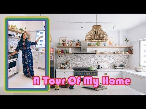 A Tour Of My Home | House Tour! | Sarah Huang Benjamin