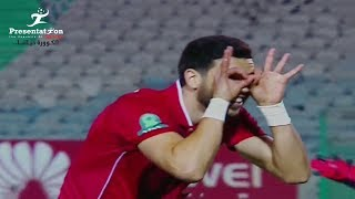 أهداف مباراة الأهلي 5 - 2 المقاولون العرب | الجولة الـ 23 الدوري المصري