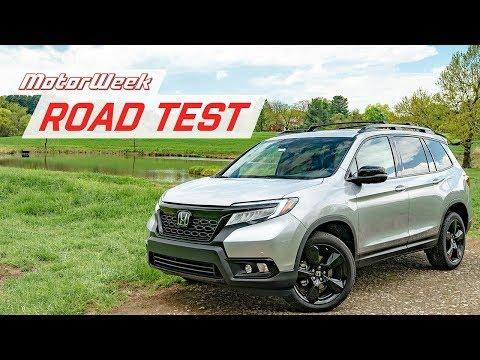 2019 Honda Passport - The Two-Row Pilot   Road Test