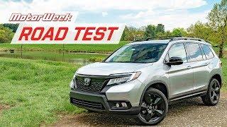 2019 Honda Passport - The Two-Row Pilot | Road Test