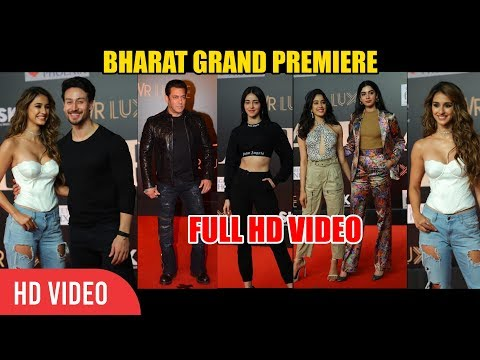 BHARAT Movie Grand Premiere | Salman Khan, Sunil Grover, Dis