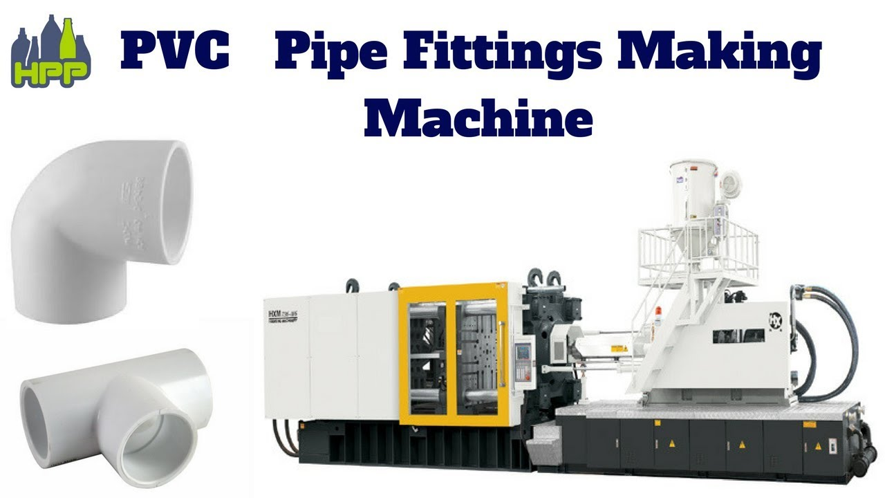 Pvc Joints Pvc Pipe Fittings Making Machine