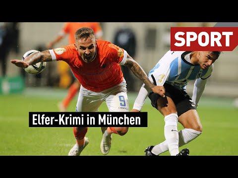 Munich 1860 Darmstadt 98 Goals And Highlights