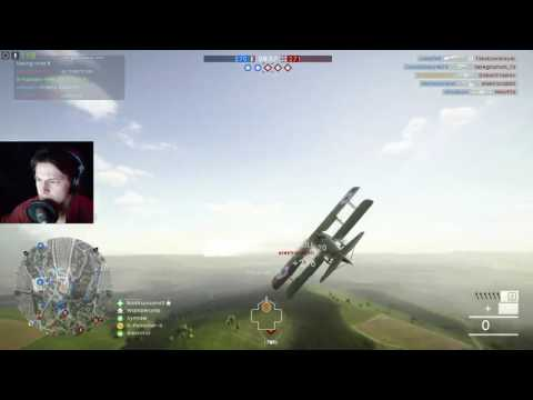 Battlefield 1 - Soissons full round (Sick and on painkillers)