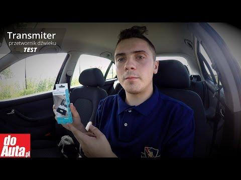 Transmiter FM bluetooth MP3 przetwornik dźwięku - test doAuta.pl