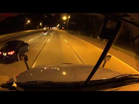 2218 Trucking through Indiana highway 20