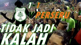 FT: PERSERU 1 VS 1 PSMS MEDAN #match22