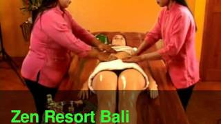 Bali Island of the Gods : Best Massage in the World