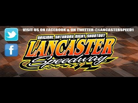 Andy Hodges Main Event @ Lancaster Speedway -360 degree video