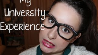 My University Experience Thumbnail
