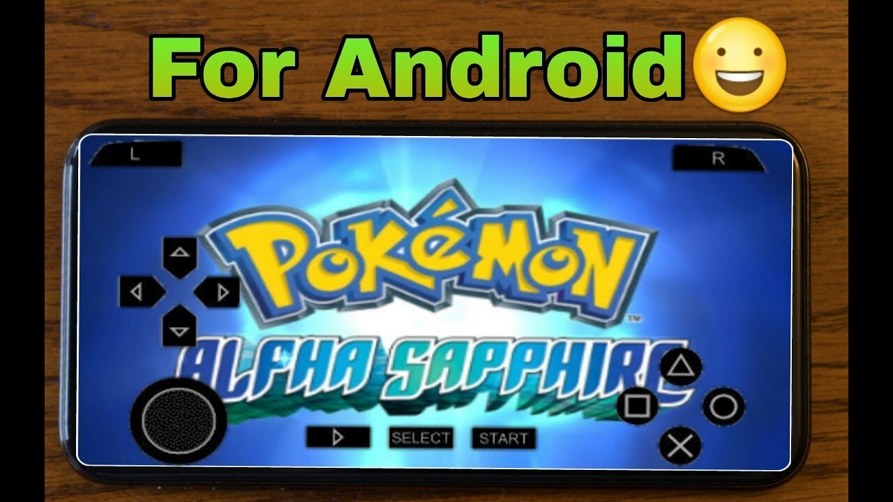 How to download Pokemon Alpha Sapphire For Android Very Easily