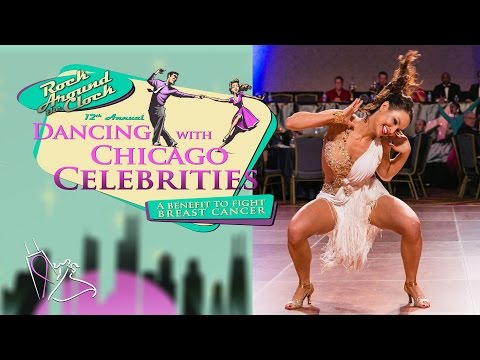 Jenny Milkowski at Dancing with Chicago Celebrities 2017