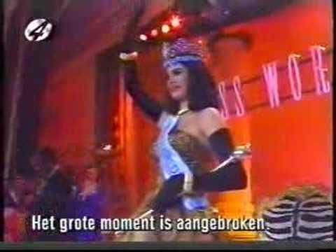 Miss World 1992 Crowning