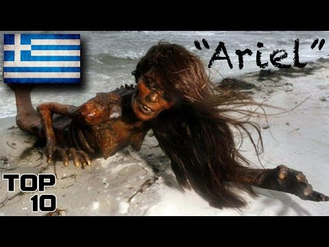 Top 10 Scary Ancient Greek Stories