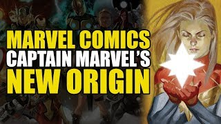 Captain Marvel's New Origin (The Life Of Captain Marvel)