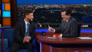 Jussie Smollett Talks 'Empire,' Family And Activism
