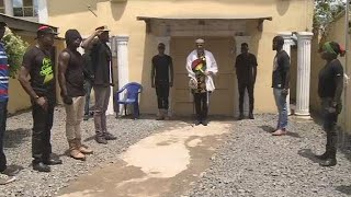 Biafra leader Nnamdi Kanu on the run: Nigeria Army
