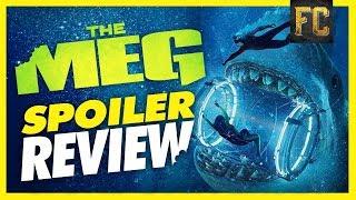 BONUS: The MEG Movie Review (*Spoiler Review) | Flick Connection