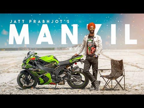 MANZIL SONG (Official Video) Jatt Prabhjot ft Gurvansh Gujral