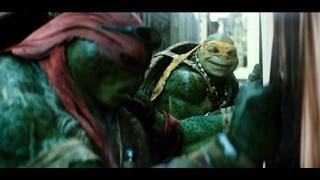 Лучший трейлер...Черепашки-ниндзя (Teenage Mutant Ninja Turtles) 2014