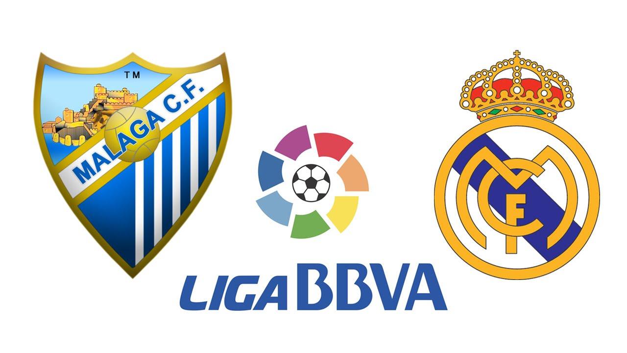 A que hora juega malaga vs real madrid liga bbva youtube for Televisan el madrid hoy