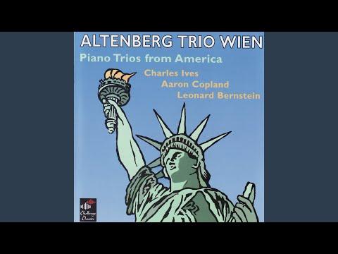 Trio For Piano, Violin And Violoncello: Moderato Con Moto