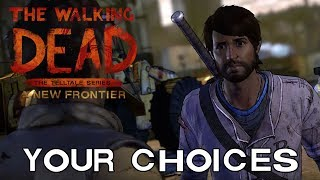 The Walking Dead: A New Frontier - Your Choices thumbnail
