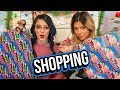 Christmas Shopping Challenge! Niki and Gabi