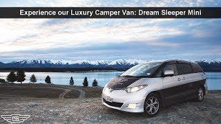 Experience the luxury camper van: Dream Sleeper Mini