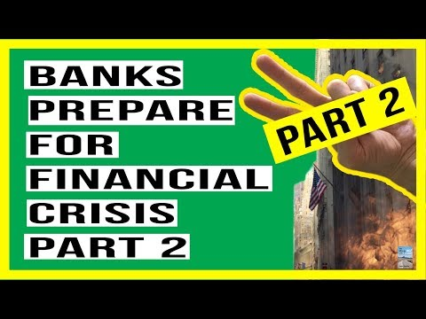 The Financial Crisis Part 2 Is Coming To Your Doorstep! Exact Same Mistakes Made Again!