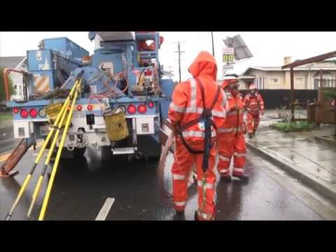 PG&E, First Responders, American Red Cross Join Forces for Winter Storm Preparedness