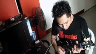 OTS: No Such Thing - John Mayer (ukulele cover)