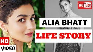 Alia Bhatt Life Story | Lifestyle | Glam Up