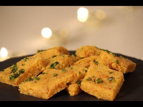 Coconut Barfi   Diwali Special Recipe   Sanjeev Kapoor Khazana