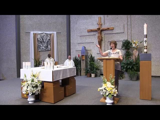 SUNDAY MASS from Holy Spirit Parish (May 24, 2020) - Solemnity of the Ascension of the Lord