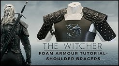 The Witcher: Geralt Foam Shoulder Bracer Tutorial