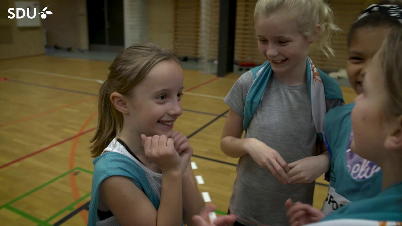 1:7 Trivsel og Bevægelse i Skolen: Idrætsundervisningen - læringsteams og samarbejde.