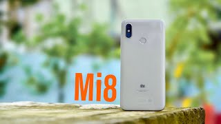 Xiaomi Mi8 Full In-Depth Review in Bangla (Great camera) || #GIVEAWAY